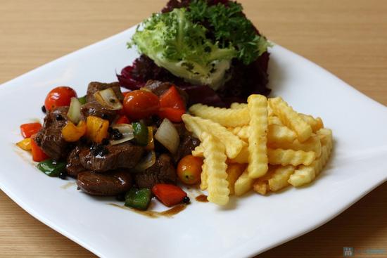 Phiếu ăn uống tại Bistro Cafe - Chỉ 72.000đ được phiếu 120.000đ - 13