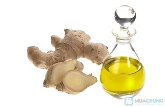 Gói DV: massage body bằng tinh dầu gừng + đá nóng - 2