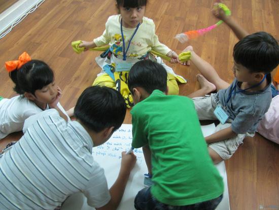 (Hạn sử dụng: 30/11)Khóa học kỹ năng sống cuối tuần cho trẻ em tiểu học - 1
