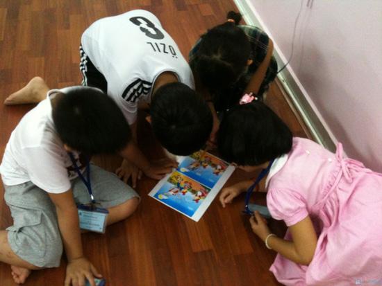 (Hạn sử dụng: 30/11)Khóa học kỹ năng sống cuối tuần cho trẻ em tiểu học - 5