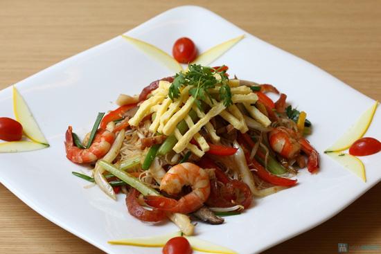 Phiếu ăn uống tại Bistro Cafe - Chỉ 72.000đ được phiếu 120.000đ - 12