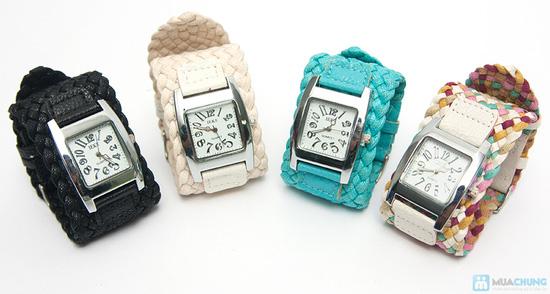 Đồng hồ bản kết phong cách - 1