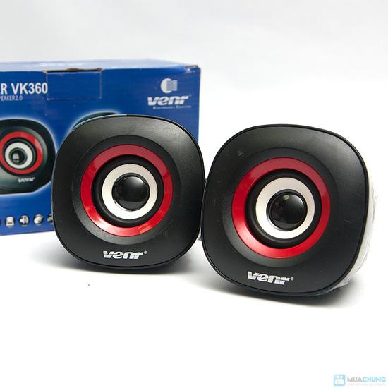 Loa Vi tính mini Venr VK360 - 8