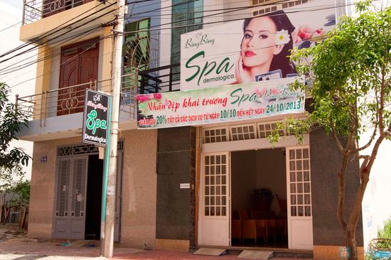 Massage mặt bằng tinh chất thiên nhiên tại Spa Bông Bông - Chỉ 75.000đ - 1