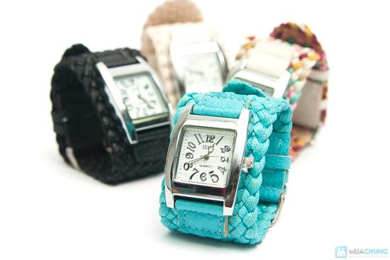 Đồng hồ bản kết phong cách - 5