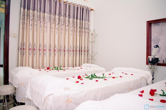 Massage mặt bằng tinh chất thiên nhiên tại Spa Bông Bông - Chỉ 75.000đ - 3