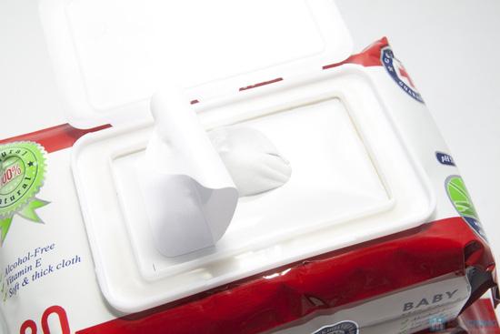Combo 5 gói khăn ướt Baby Health (80 miếng/ gói) - 6