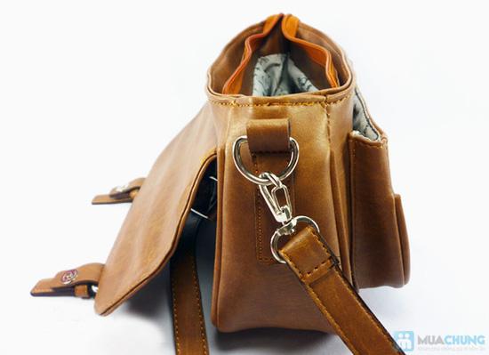 Túi đeo chéo Prada nhiều ngăn - 3