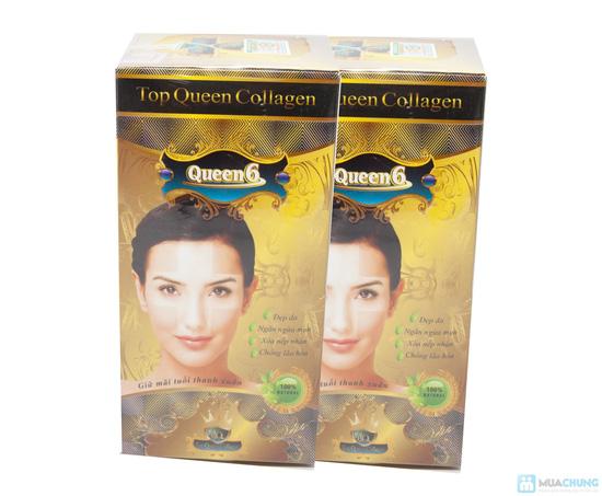 Viên uống đẹp da Collagen Queen 6 - 5