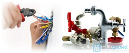 Gói dịch vụ bảo trì, tư vấn, sửa chữa hệ thống điện, điện gia dụng, nước, điện lạnh trọn gói theo tháng - 4