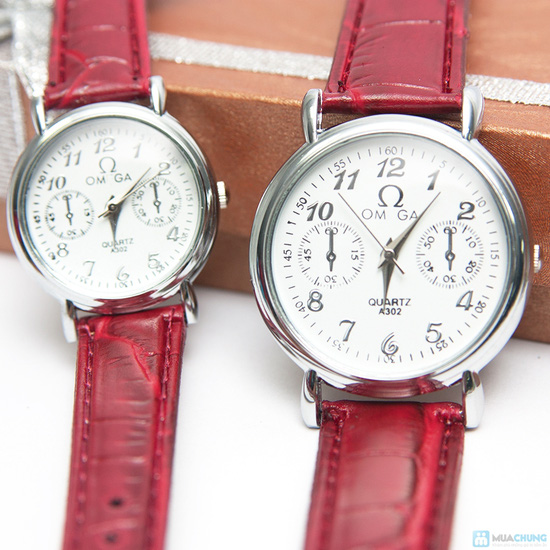 Đồng hồ nam - nữ - 8