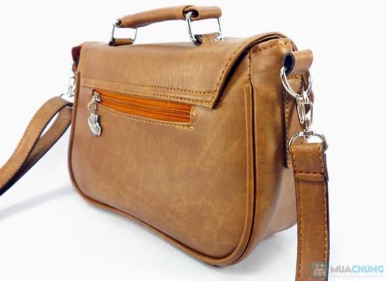 Túi đeo chéo Prada nhiều ngăn - 4