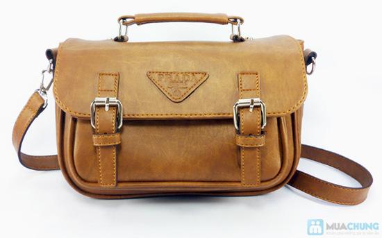 Túi đeo chéo Prada nhiều ngăn - 1