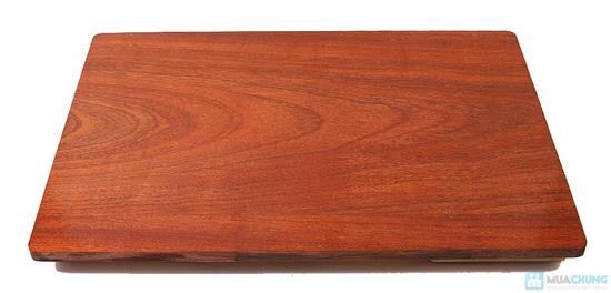 Bàn đa năng gỗ cam xoài / cam mộc - 4
