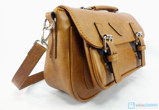 Túi đeo chéo Prada nhiều ngăn - 2