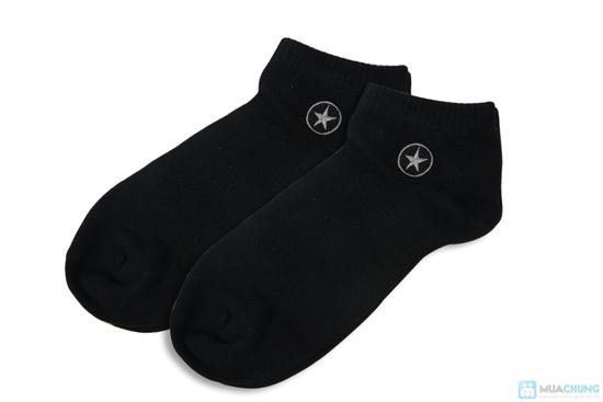 Combo 5 đôi tất nam thun cotton cao cấp - 3