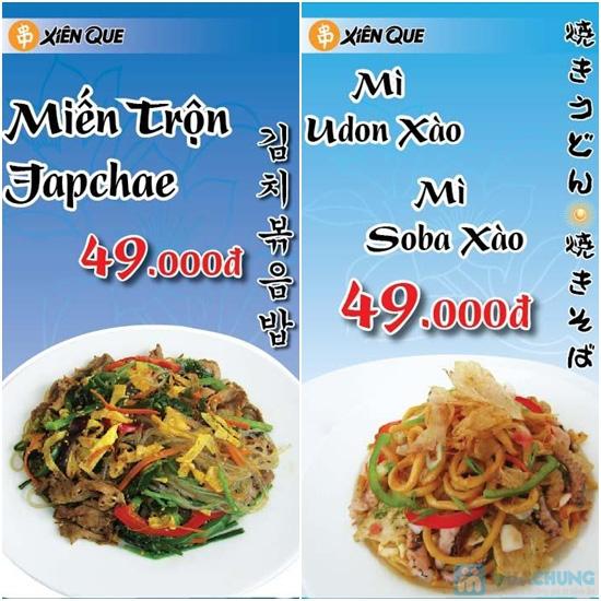 Bánh gạo Hàn Quốc Topokki và nước sốt cay nồng - Hệ Thống Xiên Que - 3