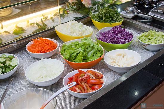 1 phần bít tết cừu + buffet 30 món ăn phụ tại Bít tết Hoàng Gia - 12