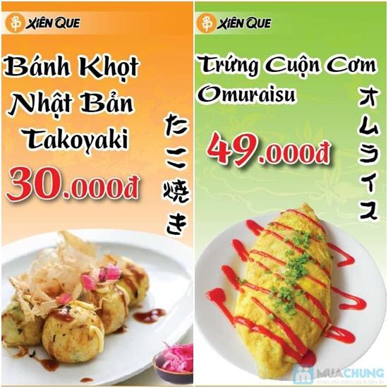 Bánh gạo Hàn Quốc Topokki và nước sốt cay nồng - Hệ Thống Xiên Que - 2