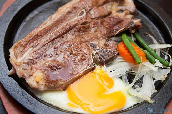 1 phần bít tết cừu + buffet 30 món ăn phụ tại Bít tết Hoàng Gia - 2