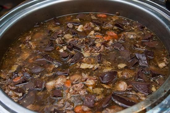 1 phần bít tết cừu + buffet 30 món ăn phụ tại Bít tết Hoàng Gia - 16