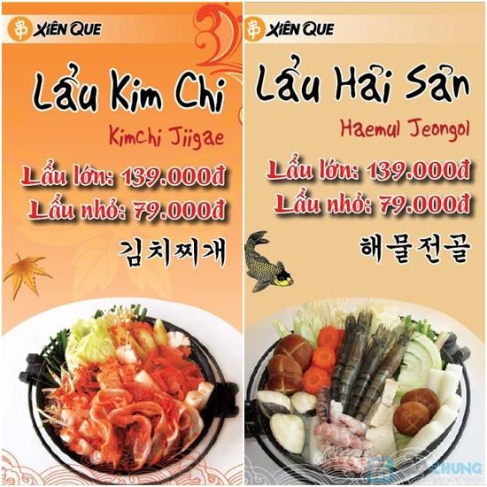 Bánh gạo Hàn Quốc Topokki và nước sốt cay nồng - Hệ Thống Xiên Que - 4