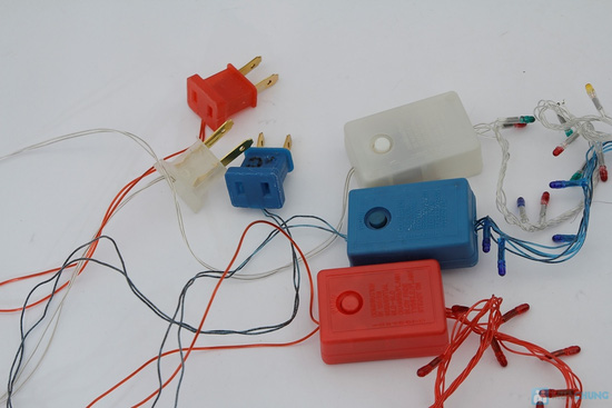 Bộ 2 dây đèn Led - 3