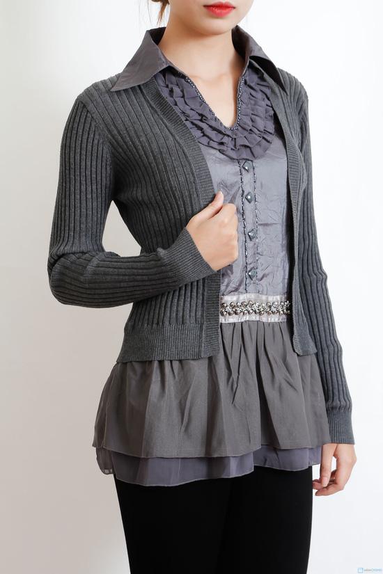Áo len cao cấp dành cho tuổi trung niên - 12