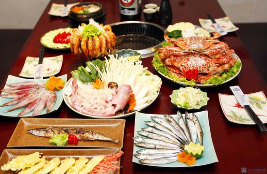 Khám phá Buffet các món nướng & lẩu Nhật Bản - 2