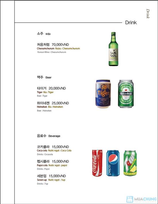 (Hạn sử dụng: 26/01/2014) Nhà hàng Kimchi Kimchi - 6