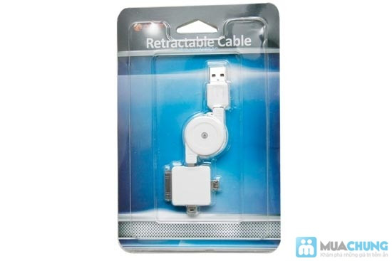 Ốp lưng sạc Iphone 4/4s dung lượng 1420mAh (tặng kèm 1 viền ốp lưng + cáp 3 in 1) - 3