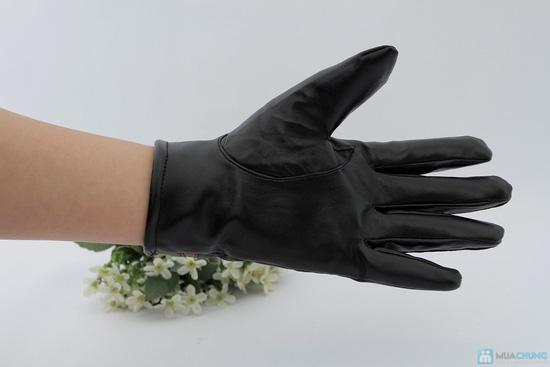 Găng tay lót nỉ da mềm cho nữ - 6