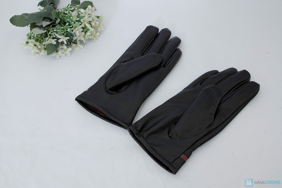 Găng tay lót nỉ da mềm cho nữ - 1