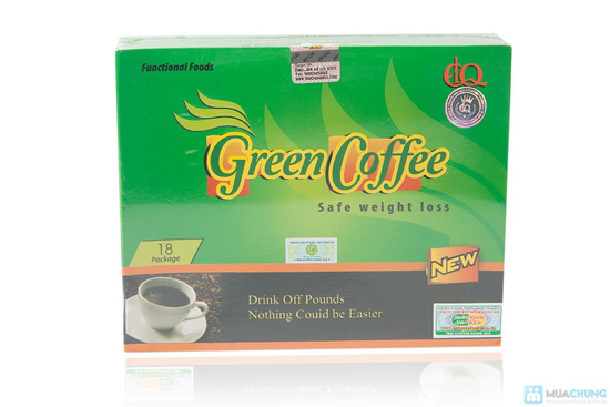 Cà phê giảm cân Green Coffee - 2