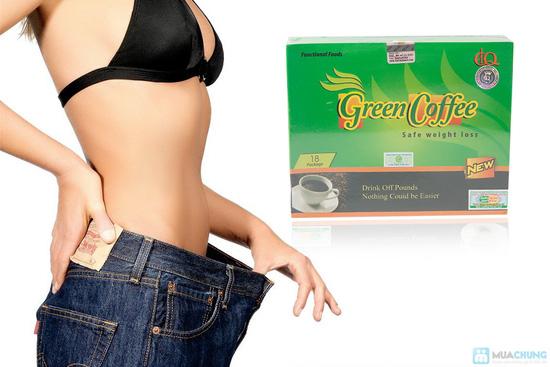 Cà phê giảm cân Green Coffee - 1