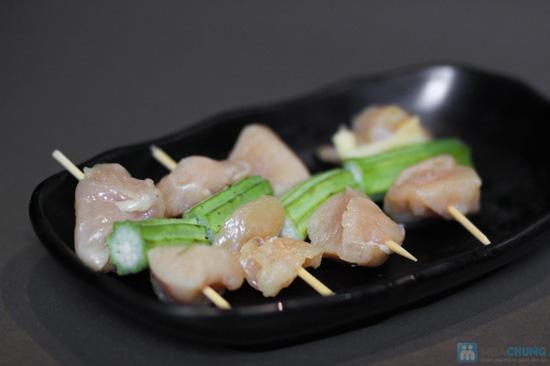 Set ăn đồ nướng + Lẩu Miso tại NH Sumo Boy dành cho 4 người - 10