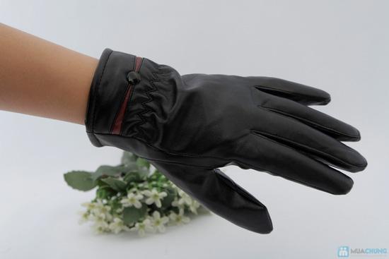 Găng tay lót nỉ da mềm cho nữ - 2