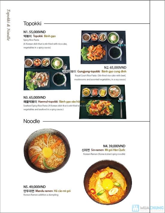 (Hạn sử dụng: 26/01/2014) Nhà hàng Kimchi Kimchi - 2