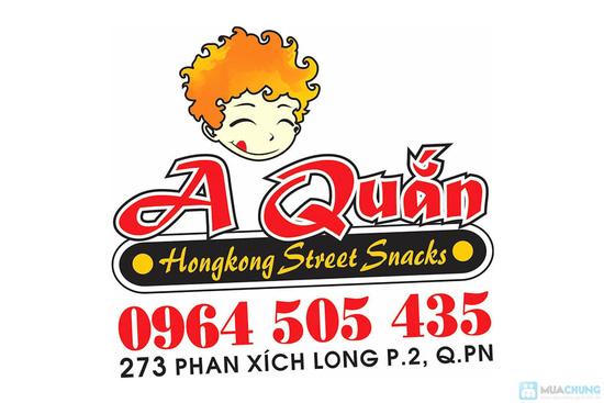 Thưởng thức các món ăn HongKong - Tại Quán A Quắn - 13