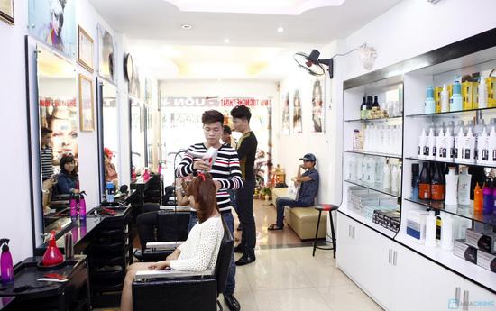 Cắt + Nhuộm/ Uốn/ Ép Hair Salon Thắng Sài Gòn - 11