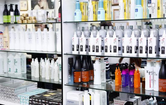 Cắt + Nhuộm/ Uốn/ Ép Hair Salon Thắng Sài Gòn - 13