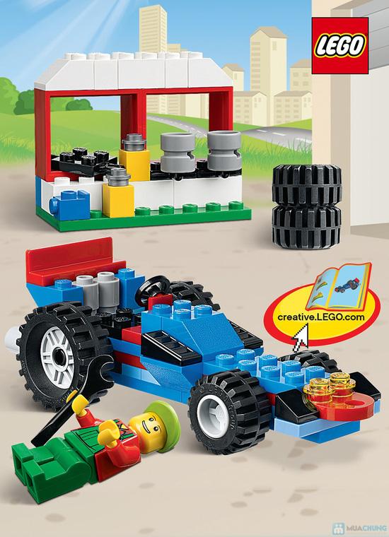 Hộp đồ chơi lego 4626 - My Kingdom - 3