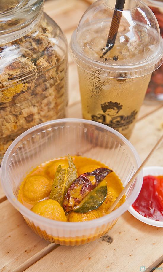 Thưởng thức các món ăn HongKong - Tại Quán A Quắn - 2
