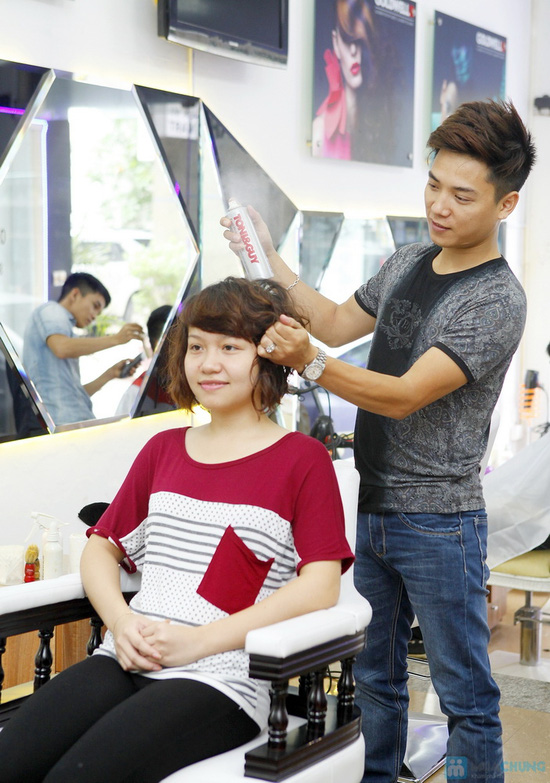 Gói làm tóc Salon Đức Duy - 5