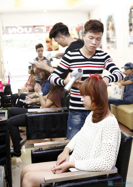 Cắt + Nhuộm/ Uốn/ Ép Hair Salon Thắng Sài Gòn - 12