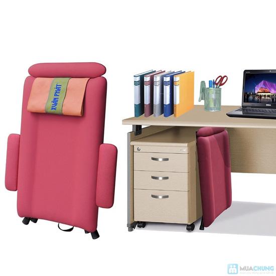 """Ghế ngủ văn phòng"""" mang nhãn hiệu Xuân Phát  - 3"""