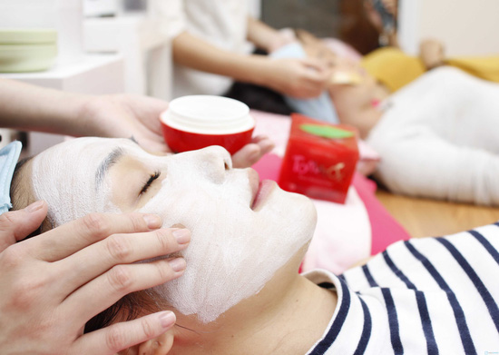 Massage đắp mặt nạ Make up for yourself - 13