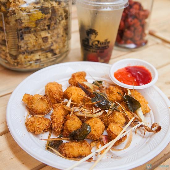 Thưởng thức các món ăn HongKong - Tại Quán A Quắn - 14