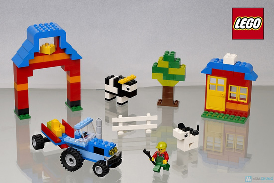 Hộp đồ chơi lego 4626 - My Kingdom - 5