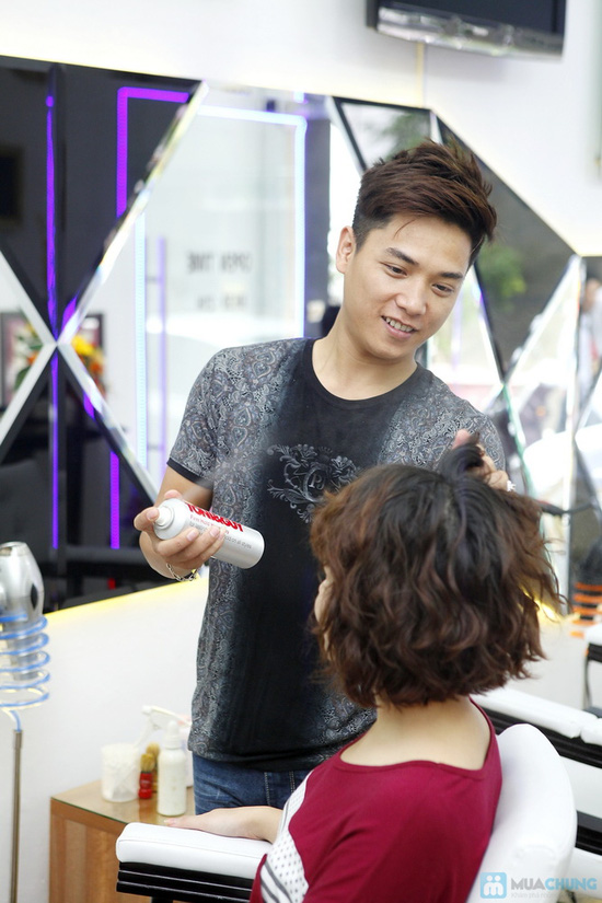 Gói làm tóc Salon Đức Duy - 6